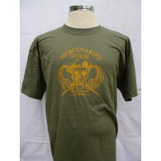 Mercenaries 'T' Shirt **SALE** Reduced to clear