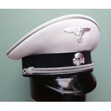 Allgemeine-SS Generals White top Peaked Cap.