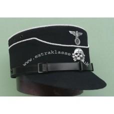 SS Senior Officers Kepi. (Original Period Tricot)