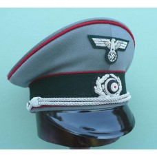 Army Artillery Officer Peaked Cap