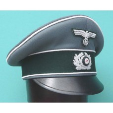 Army Officers Old Style Field Service Cap.