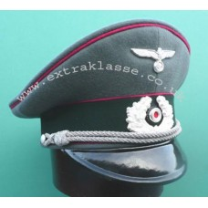 Army General Staff Officer Peaked Cap