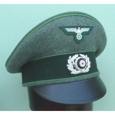 Panzergrenadiere NCO Old Style Field Service Cap