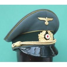 Army Generals Peaked Cap