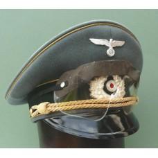 Rommel Schirmmutze