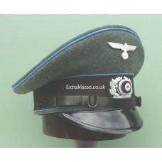 Geheime Feldpolizei NCO Peaked Cap
