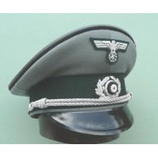 Army Pioneer Officers Peaked Cap