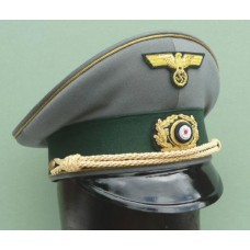 Army Administration Generals Peaked Cap