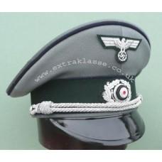 Army Medical Officers Peaked Cap