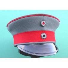 WW1 German Officers M1910 Field Peaked Cap