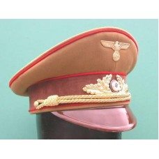 N.S.D.A.P. Leaders Peaked Cap For Gauleitung