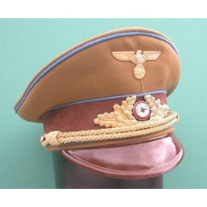 N.S.D.A.P. Leaders Peaked Cap for Orstgruppe
