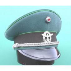 Police Officers Peaked Cap