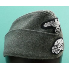 Waffen-SS 'New Model' Field Cap
