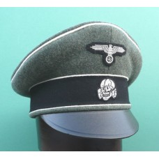 Waffen-SS NCO Old Style Field Service Cap