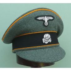 Waffen-SS Reconnaissance / Cavalry Crusher Cap
