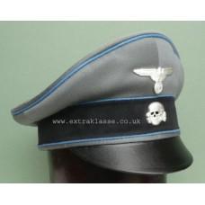 Waffen-SS Transport Officers Crusher Cap