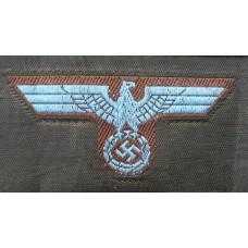 Army D.A.K. & Tropical Cap Eagle