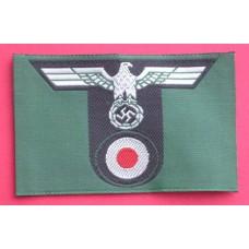 Army Panzer Cap 'T' Insignia