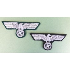 Army Officers Cap Eagles