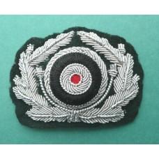 Army Officers Cap Wreath & Cockade