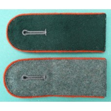 Army Feldgendarmerie Shoulder Boards
