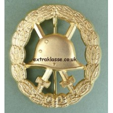 WWI Wound Badge in Gold