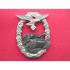 Luftwaffe Silver Tank Battle Badge
