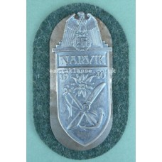 Narvik Battle Shield (Army and Luftwaffe issue)