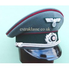 Army Smoke Troop Officers Peaked Cap