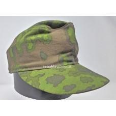 W-SS camouflage Field cap (Original Oak Leaf material)