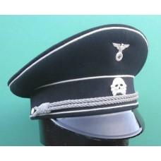 Allgemeine-SS Officer Peaked Cap
