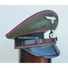 Army Panzer NCO / Em's Peaked Cap
