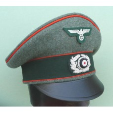 Feldgendarmerie Old Style Field Service Cap