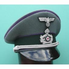 Army Chaplain Peaked Cap
