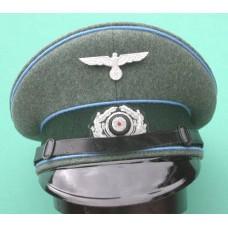 Army Transport Em & NCO Peaked Cap.