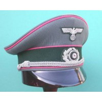 Army Panzer Officer Peaked Cap