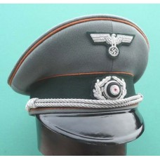 Army Motorized Reconnaissance Officers Peaked Cap