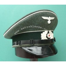 Army Infantry EM & NCO Peaked Cap