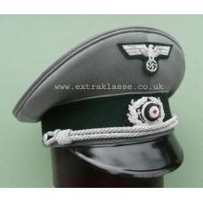 Army PK Officers Peaked Cap