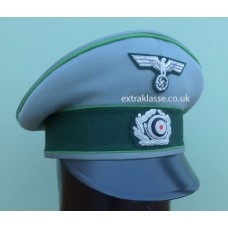 Army Panzergrenadier Officers Field Service Cap