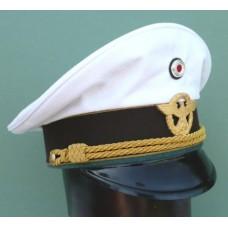 Police Generals Summer Peaked Cap
