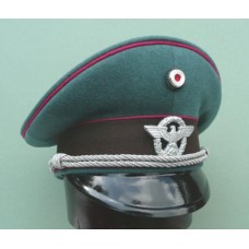 Fire Police Officers Peaked Cap