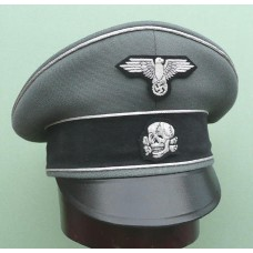 Waffen-SS Generals Crusher Cap
