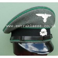 Waffen-SS Gebirgsjäger NCO & Enlisted Ranks Peaked Cap