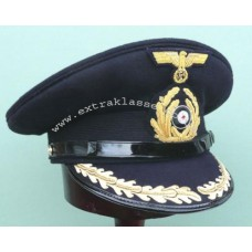 Kriegsmarine Korvettenkapitan Peaked Cap