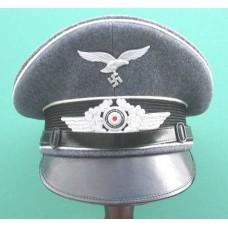 Hermann Goring Division. Peaked Cap for EM & NCO