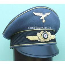 Luftwaffe Generals Crusher Cap