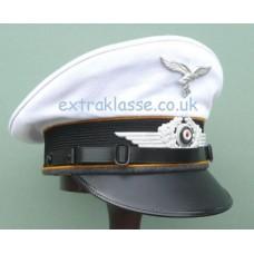 Luftwaffe Em's & NCO 'Summer' Peaked Cap