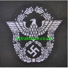Police BeVo Cap Eagle.